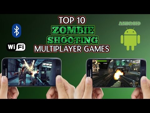 Top 10 Zombie Shooting Multiplayer Games For Android (Wi-Fi/Bluetooth)