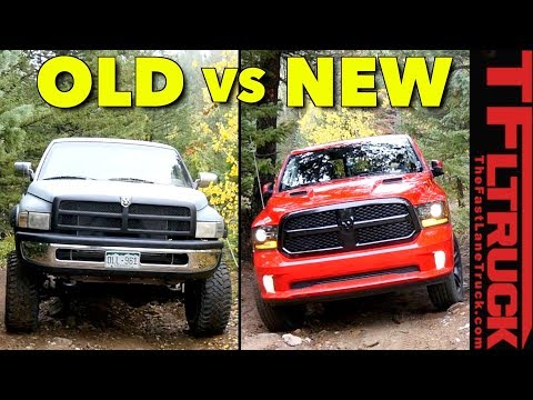 Where Does $50K Worth of New Truck Get You Off-Road?