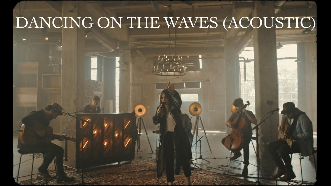 We The Kingdom - Dancing On The Waves (Acoustic)