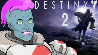 Destiny 2 - Pushing through the Story