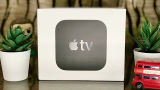 Apple TV 4K Unboxing And Overview - Hands On Review