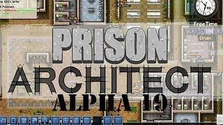 Prison Architect Ep. 88 - Back to the Drawing Board