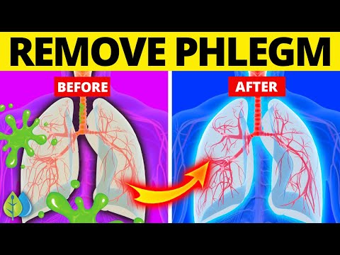 Phlegm Removal: Just 3 Spoons Daily to Remove Phlegm and Mucus