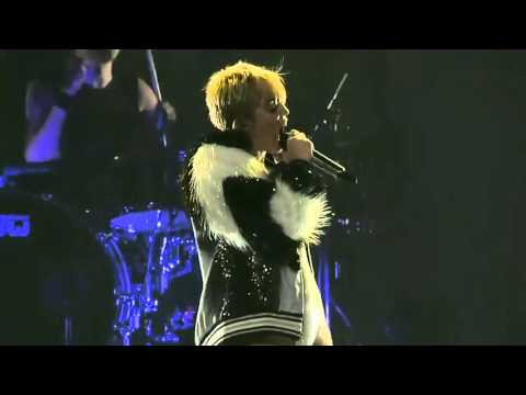 Miley Cyrus   Bangerz Tour  Cant Be Tamed  From Monterrey