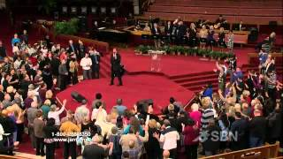 Repeat youtube video No Message Required (the Holy Spirit takes over): Loren Larson at FWC