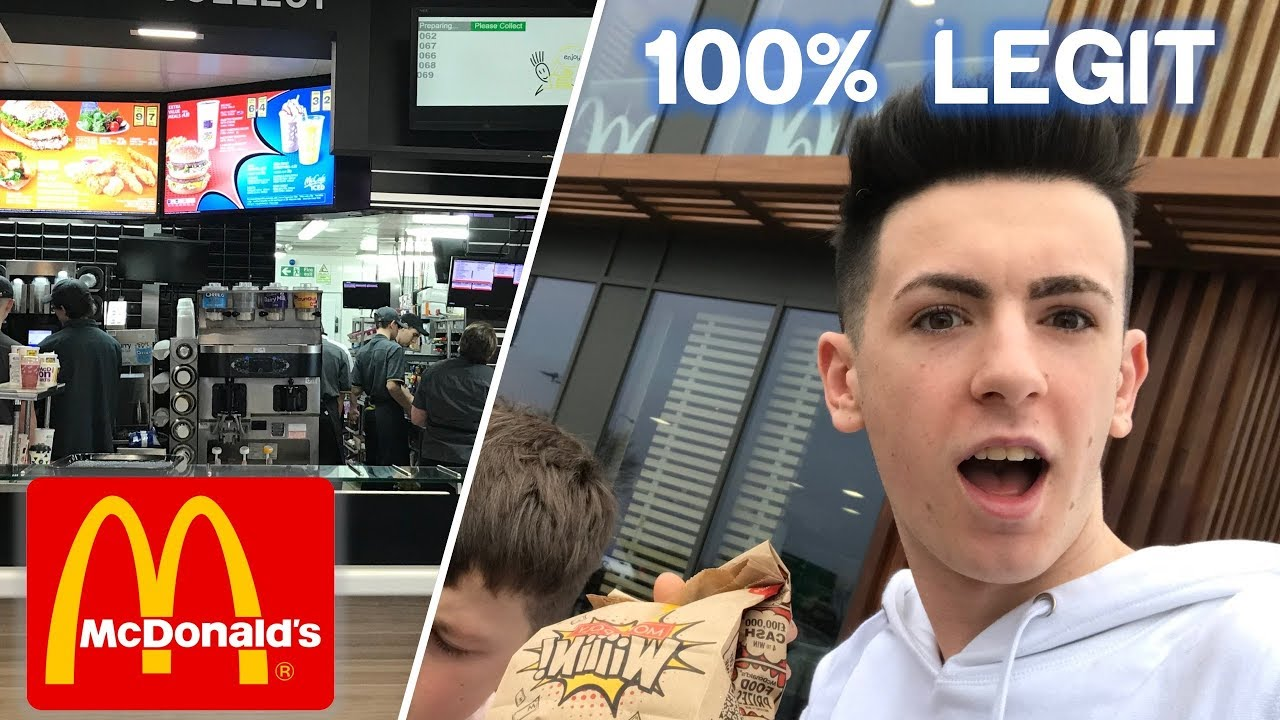 How To Get FREE FOOD From MCDONALDS (Working Method 2019!)