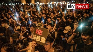 Hong Kong leader apologises as political crisis deepens