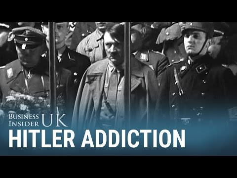 "Nazi propaganda portrayed Hitler as a ""health nut"" but he was secretly addicted to opiates"