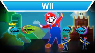 Mario™ on Just Dance 3 for Wii