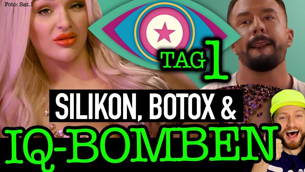 Promi Big Brother 2020: EMMI VS. IKKE! Der EINZUG! Folge 1