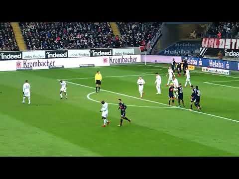 Eintracht Frankfurt vs Bayern München 0 : 1