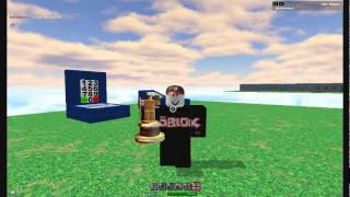 ROBLOX GEAR REVIEWS (RGR) 1: Roblox Rally Award 2011