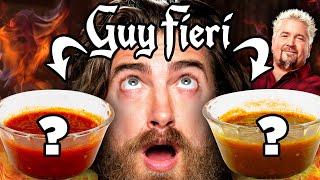 Guy Fieri Product Taste Test