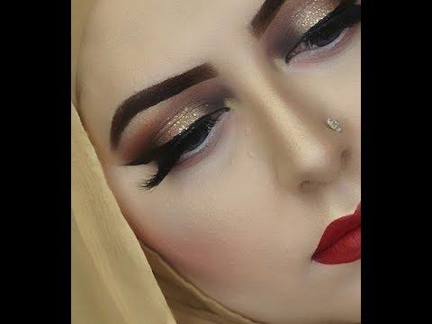 Simple Bridal Makeup Tutorial Urdu