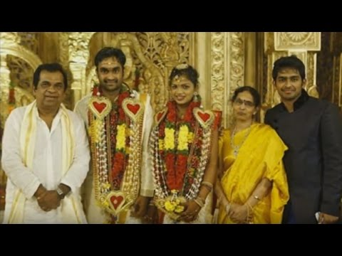 telugu comedy actor brahmanandam family photos