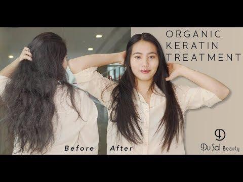 Healthy Straight Organic Keratin treatment