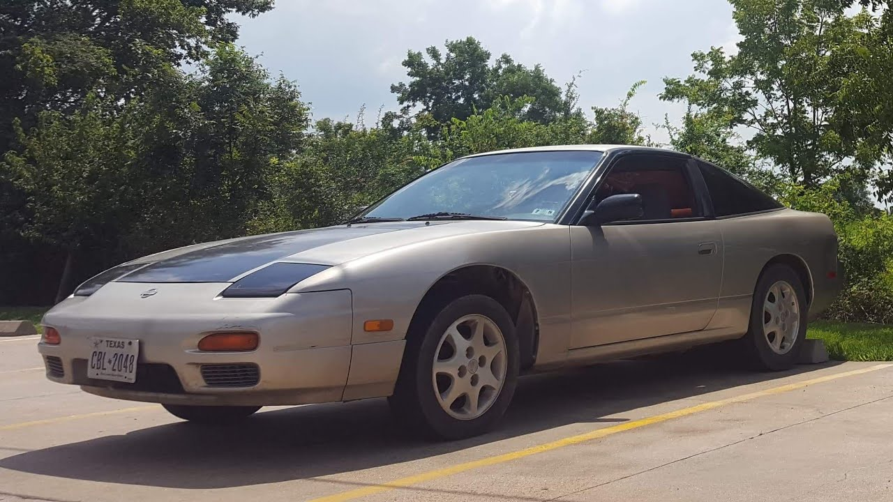 I Bought A Bone Stock 240sx For 500 Off Of Craigslist Youtube