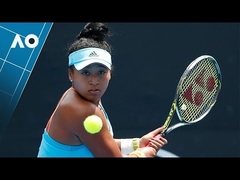 Kumkhum v Osaka match highlights (1R) | Australian Open 2017