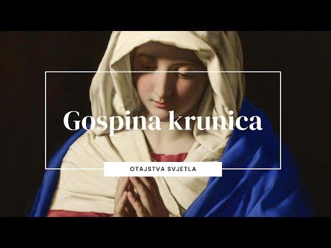 Gospina Krunica  - Otajstva Svjetla
