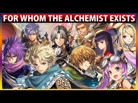 The Challenge Mission - Get The Unit You Want? For Whom The Alchemist Exists (Live Stream)