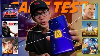 RealMe 3 Pro | Gaming Review | can play FORTNITE?!