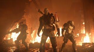 Avance del gameplay de Destiny 2: El preludio de Zavala [ES]