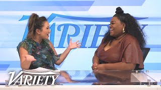 Da'Vine Joy Randolph Talks Working with Eddie Murphy on 'Dolemite Is My Name'