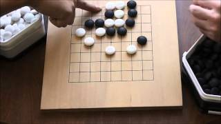 Sunday Go Lessons: Playing on the 9 x 9 Board