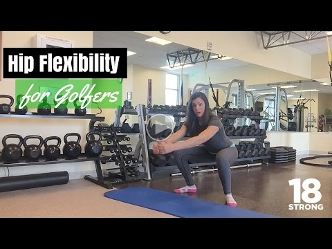 Hip Flexibility for Golfers