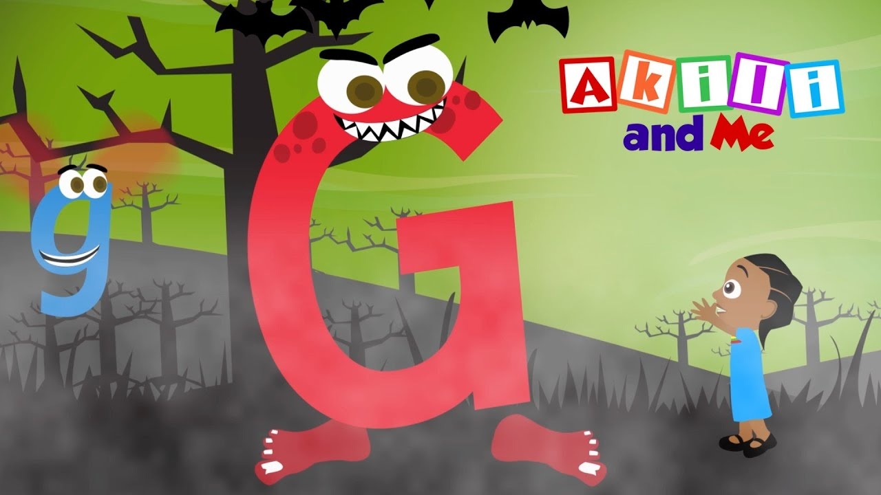 "The Letter G | ""Goodness Gracious Golly G!"" 