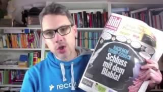 Christoph Sieber: Warum ich froh bin, dass Donald Trump gewählt wurde 13.11.2016 - Bananenrepublik
