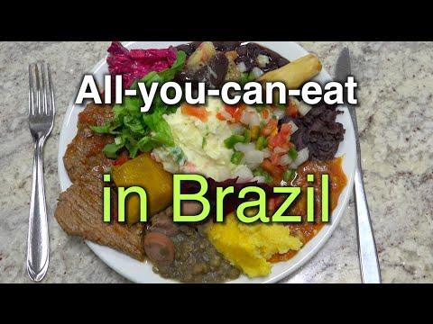 All-you-can-eat Buffet - Brazilian Food