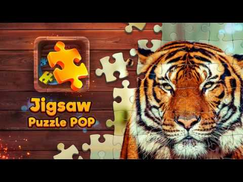 Jigsaw Puzzle Pop - Game Trailer
