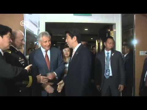 Japan-China territorial dispute | Journal