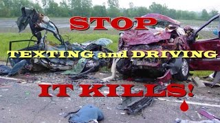 Distracted Driving and Texting While Driving Kills 9 People Everyday In The United States
