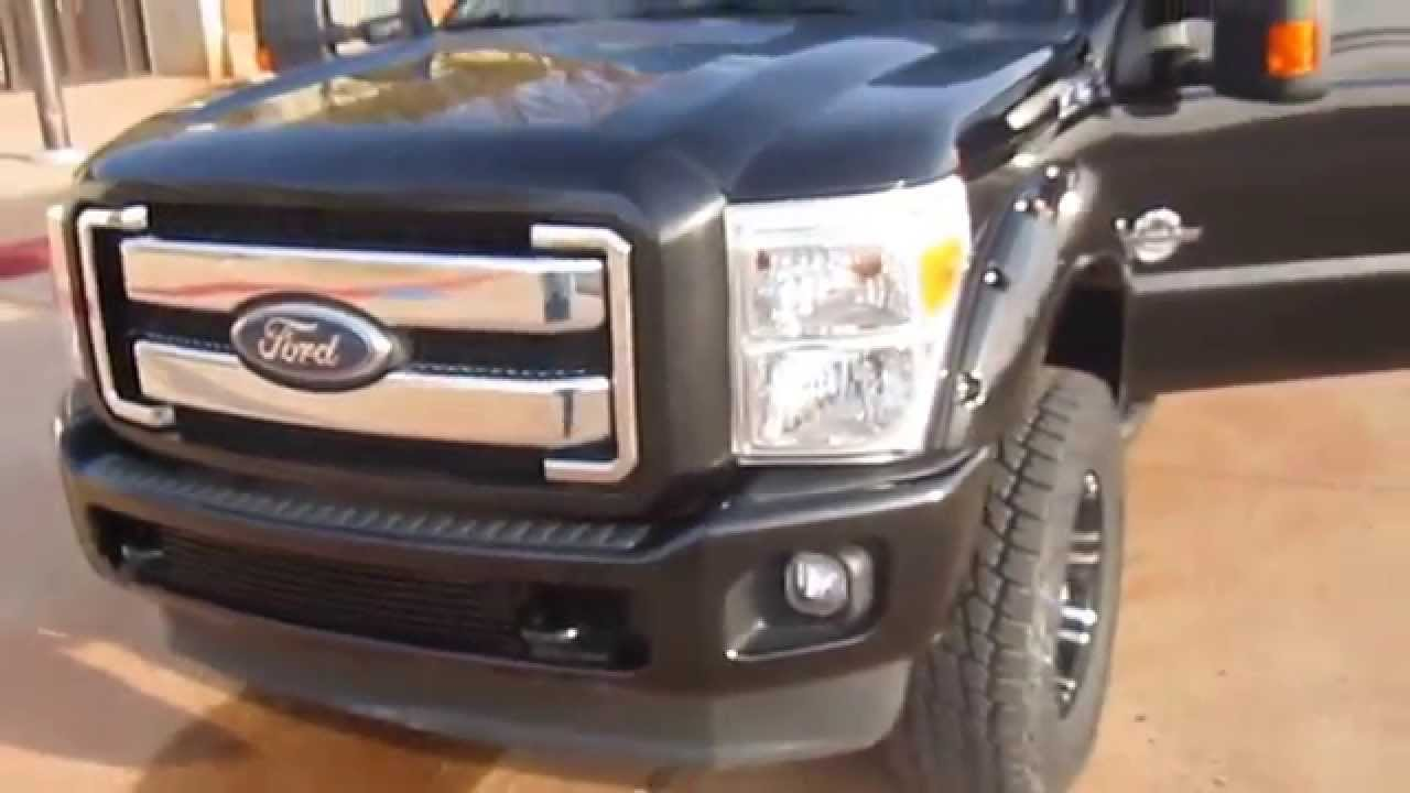 2012 Ford Excursion Six Door Finished 121012  YouTube