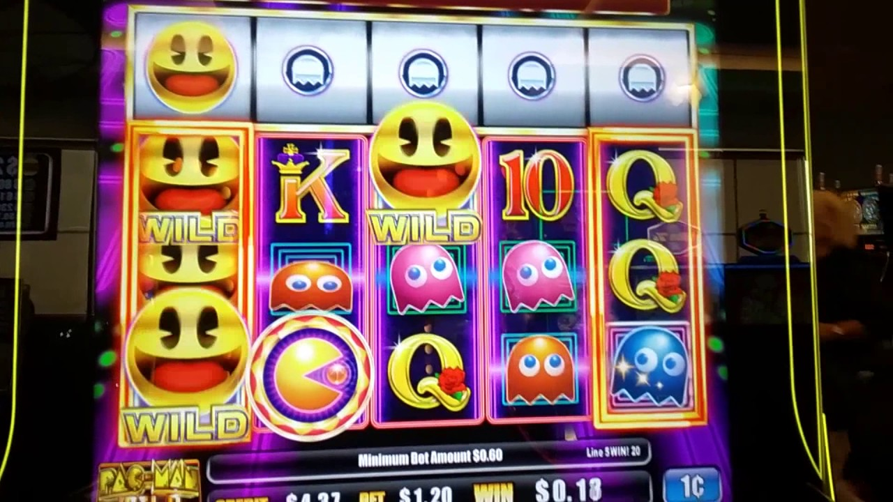 Spiele Pac-Man - Video Slots Online