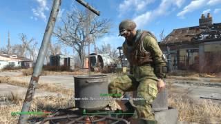 Fallout 4 034 - Воруем силовую броню