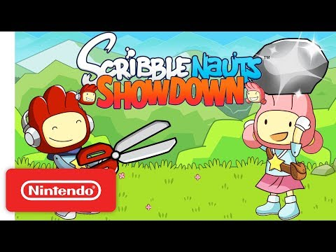 Download Youtube: Official Scribblenauts Showdown Announcement Trailer - Nintendo Switch