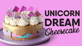 DIY Unicorn Poop Cheesecake Re…