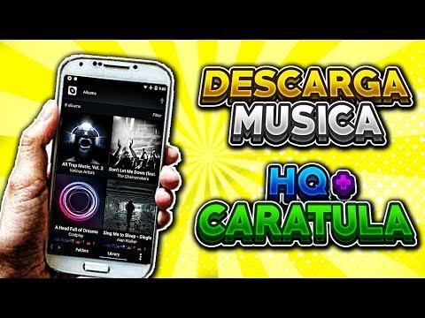 DESCARGA Música en HQ + CARÁTULA desde ANDROID- DESCARGA DEEZER DOWNLOADER 2018