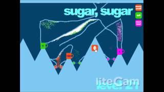 Sugar, Sugar - Levels 19-23 Walkthrough