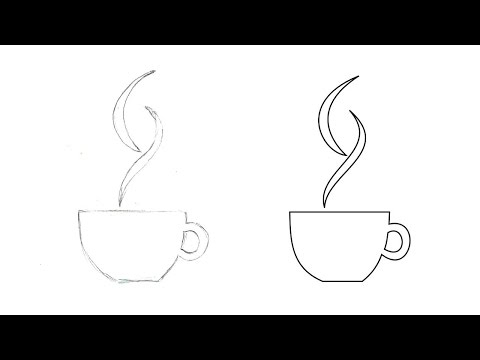 Hand-Drawn to Pattern in Minutes with Inkscape