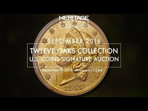 Heritage Auctions (HA.com) -- Selections from the 2016 U.S. Coins Signature Auction