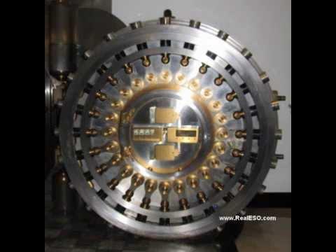 Chicago Board of Trade Vault