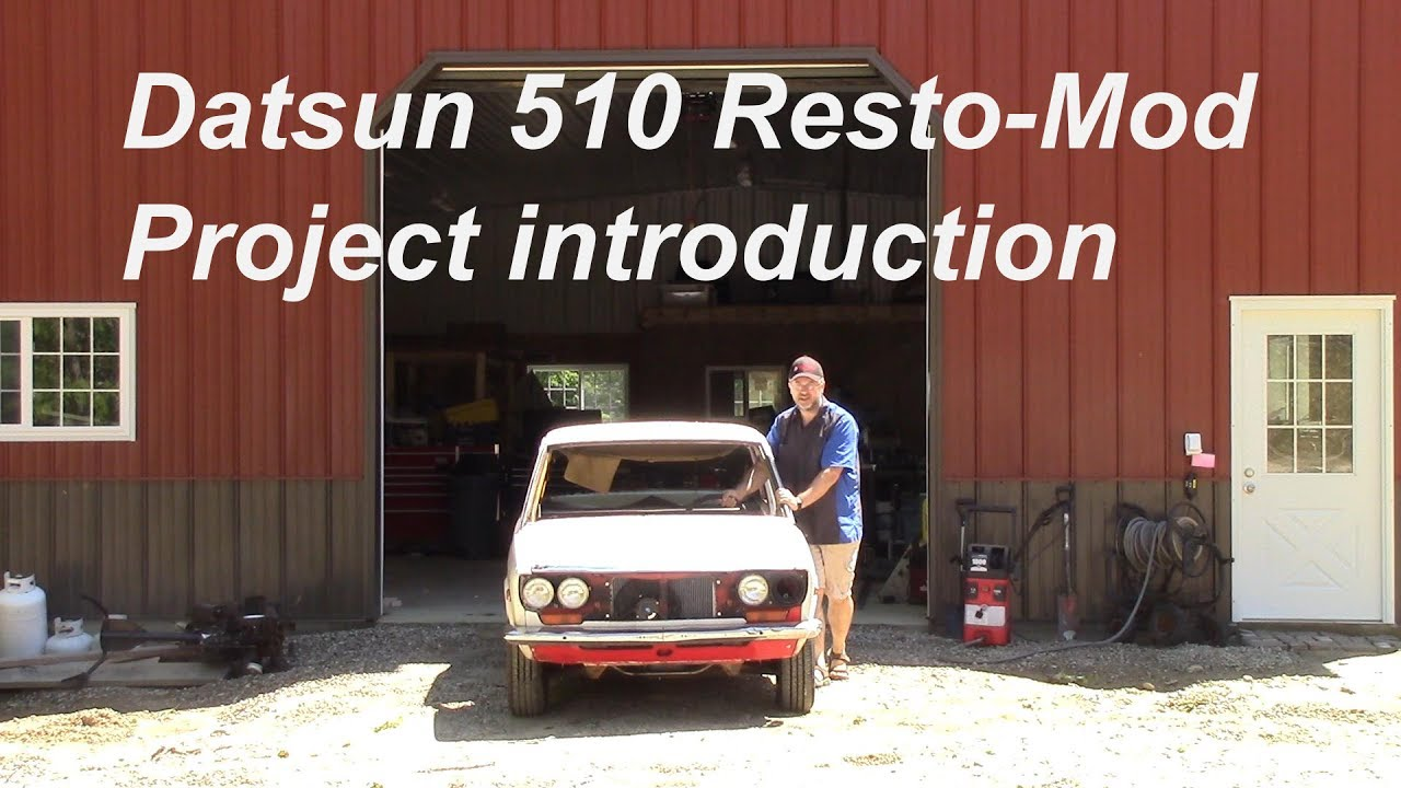 Datsun 510 Project – Chappy's Garage