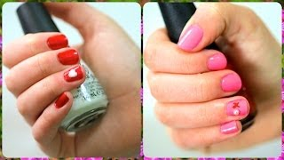 💗 2-in-1 Valentine's Day Nail Tutorial 💗