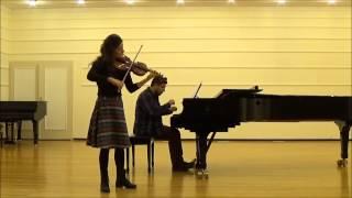 M.Ravel ''Tzigane'' - Nazlı Avcı