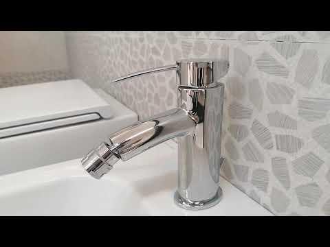 Set Miscelatori lavabo Paffoni Berry PRODUZIONE 2021 CON MINUTERIA e flessibili in Acciaio Inox