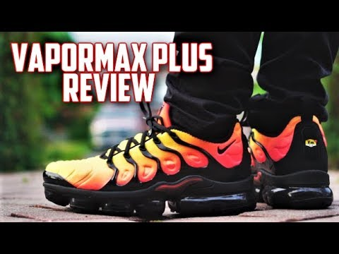 19958abe4138 Nike Air Vapormax PLUS Review! MOST COMFORTABLE NIKE SNEAKER  - YouTube